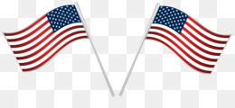 260x120 Flag Of The United States Map Clip Art