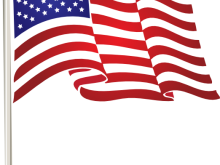 220x165 Usa Flag Clipart 28 Star United States Flag 1846 Clipart Etc