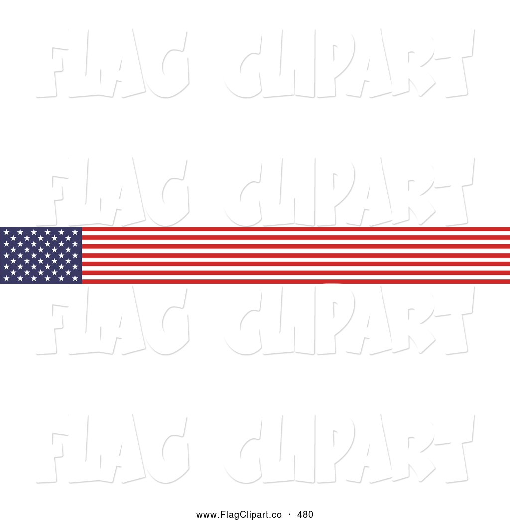 Clip Art Borders American Flag - Clipart &vector Labs :) •