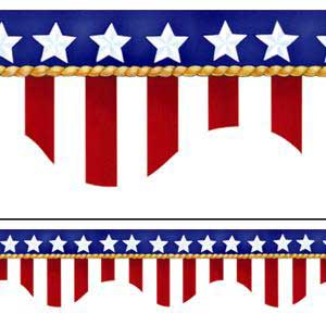 300x300 American Flag Clip Art Borders Clipart Collection