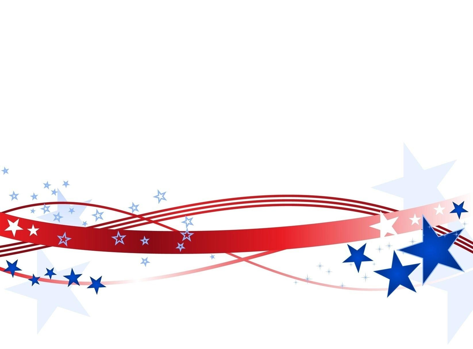 1646x1215 American Flag Banner Clip Art Theveliger