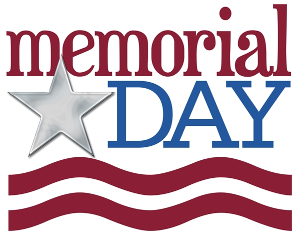 600x475 American Flag Clipart Memorial Day 2012