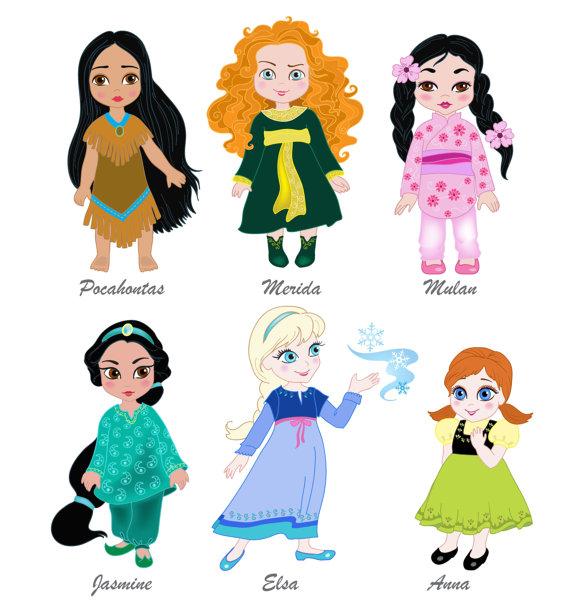 570x608 Girl Pocahontas Cliparts