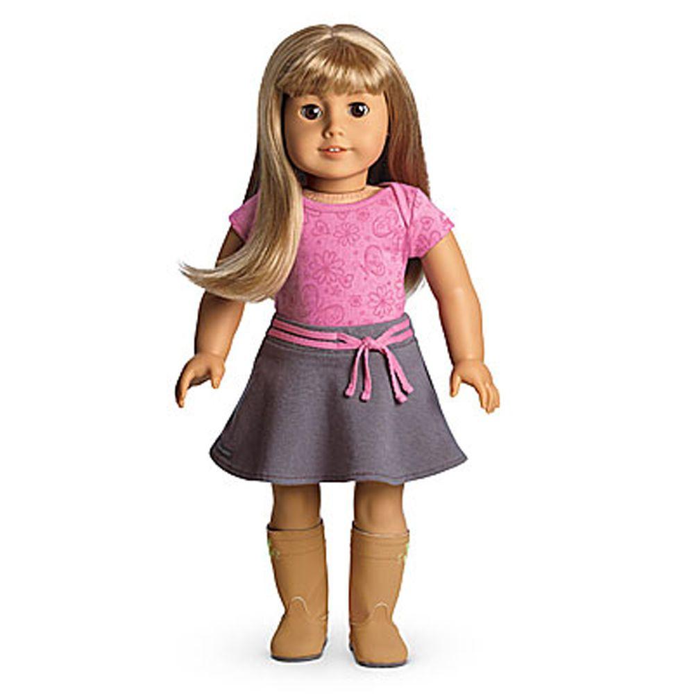 1000x1000 American Doll Clip Art