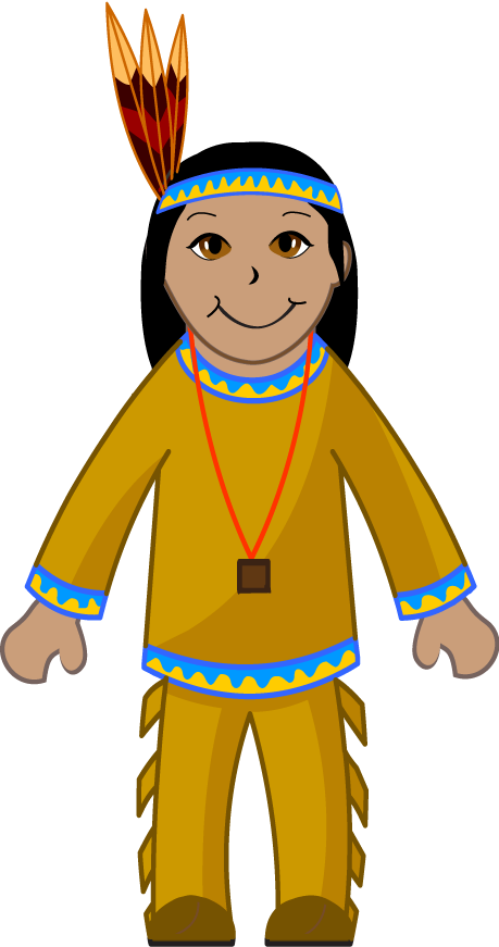 459x871 Clip Art Of An American Indian Clipart Panda Free Clipart Images