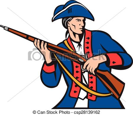 450x388 American Revolution Weapons Clip Art. Revolutionary War Clip Art