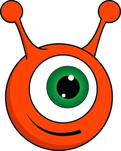 400x500 Cartoon Aliens For Kids Free Download Clip Art