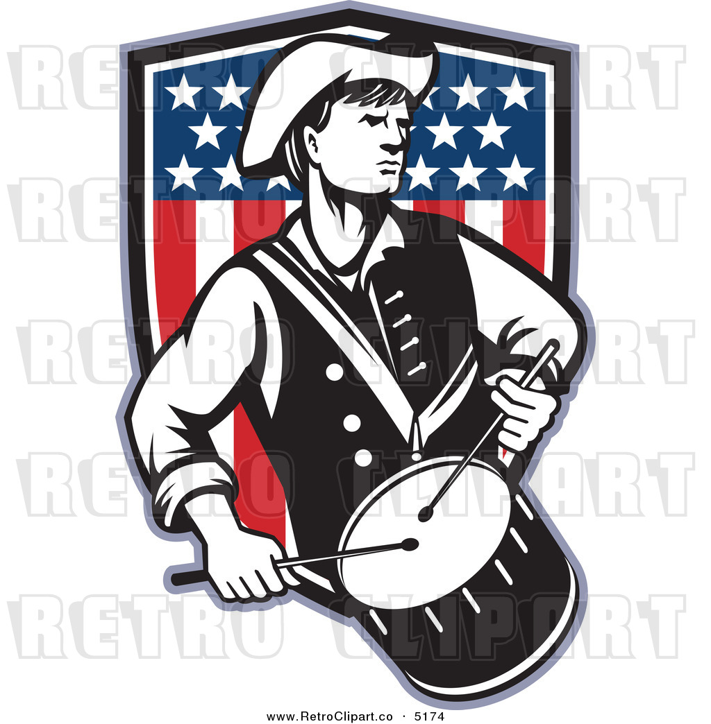1024x1044 Revolutionary War Clipart Clipartmonk
