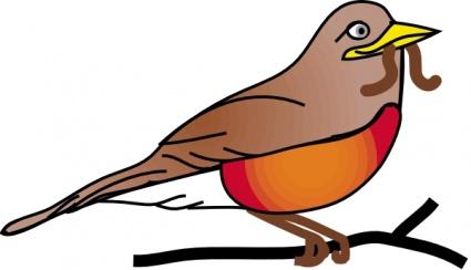 425x244 Free Download Of State Michigan Cartoon Symbols Bird American