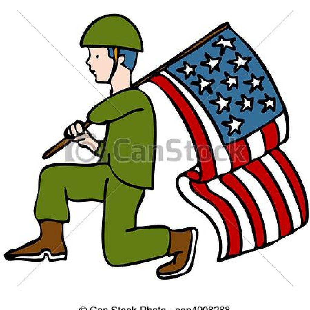 1024x1024 Veterans Clip Art Superhero Clipart