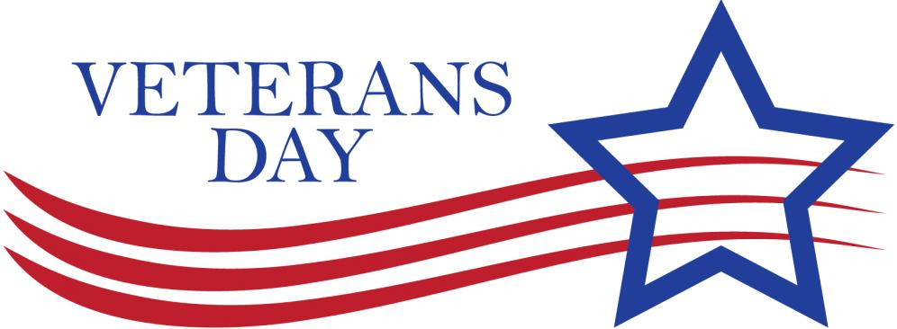 996x366 America Clipart Veterans Day