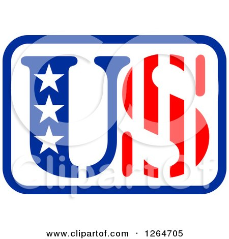 450x470 Clipart Of Patrioticmerican Starsnd Stripes Circle