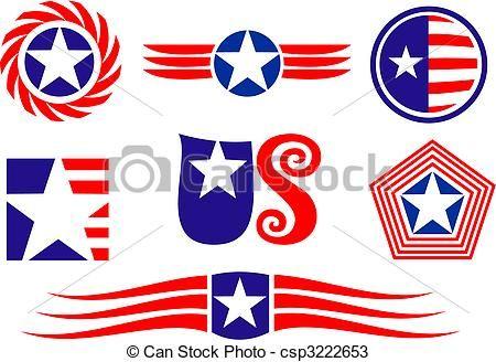 450x328 New Patriotic Symbols Clip Art