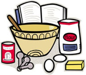 300x262 Amish Cooking Clipart