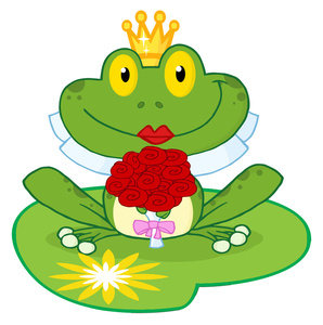 298x300 Free Princess Clipart Image 0521 1102 0812 4706 Frog Clipart