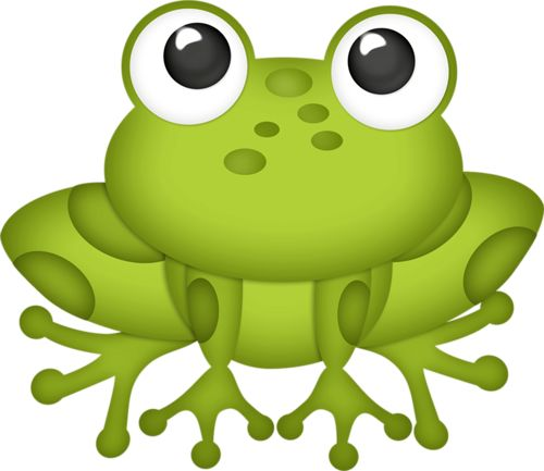 500x433 162 Best Frog Clip Art Images On Frogs, Animales