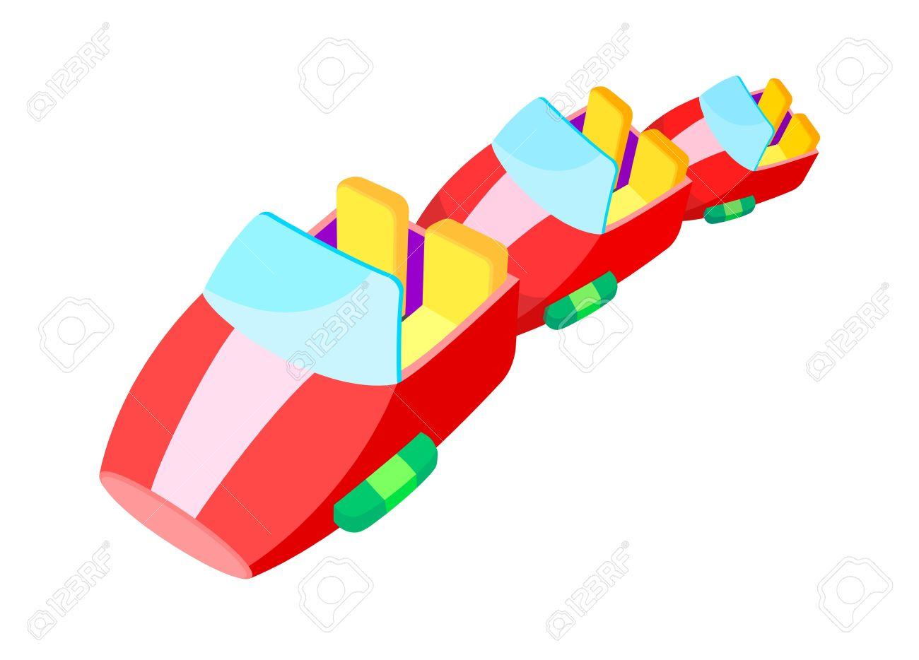 1300x934 Amusement Park Ride Clipart