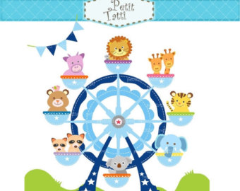 340x270 On Sale Noah's Ark Clipart Noah's Ark 3 Blue