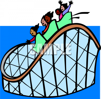 350x345 Royalty Free Amusement Park Clip Art, Entertainment Clipart