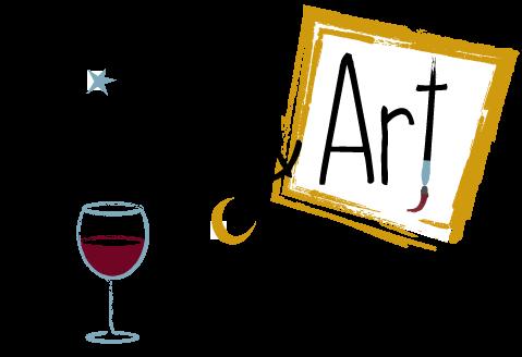 479x328 Wine Amp Art Night
