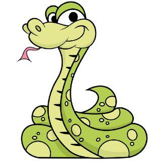 Anaconda Snake Clipart