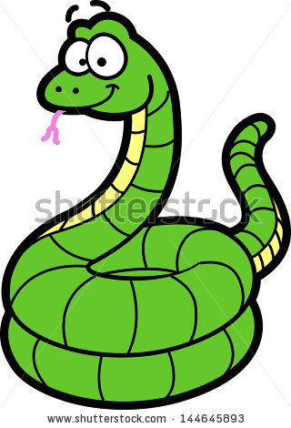 320x470 Anaconda Clipart Cartoon