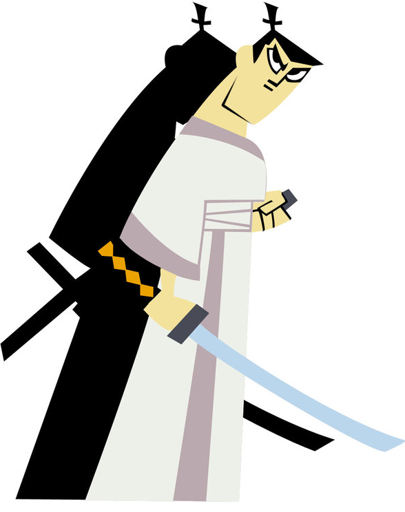 588x744 Anakin Skywalker Vs Samurai Jack (No Tk)