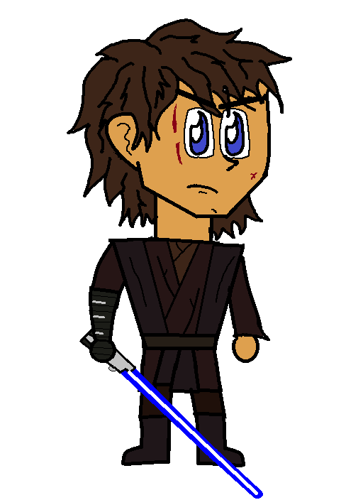 512x704 Chibi Anakin Skywalker By Jedibandicoot