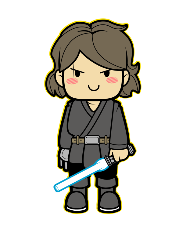 600x750 Star Wars Kawaii Saga Saga, Kawaii And Star
