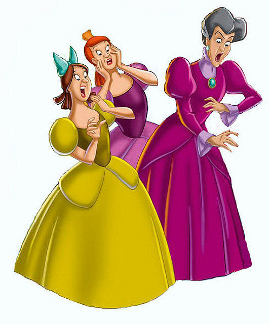 533x640 Disney Lady Tremaine Clipart Amp Disney Lady Tremaine Clip Art