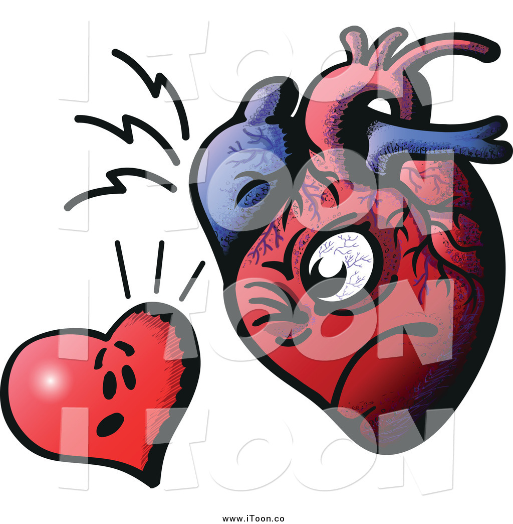 1024x1044 Outstanding Real Heart Clipart Human Clipartxtras