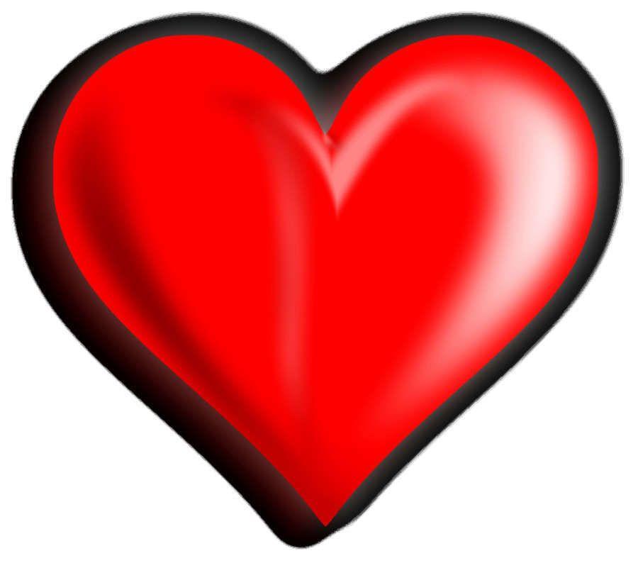 900x794 Clipart Heart