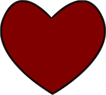 425x379 Heart Clip Art Clip Arts, Free Clipart