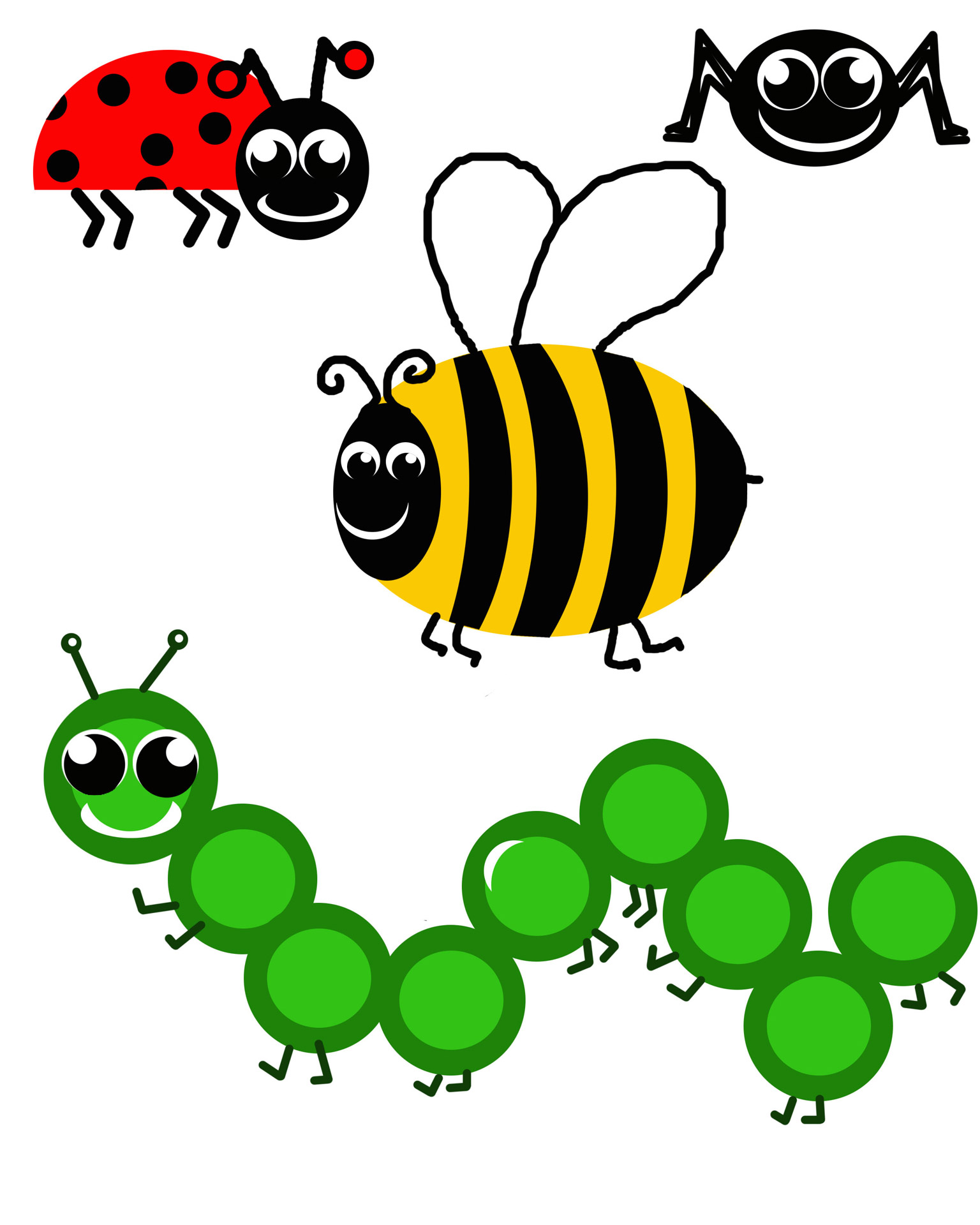 1536x1920 Gut Insect Clipart