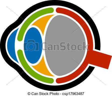 450x386 Vector Anatomy Human Eye Icon Vector
