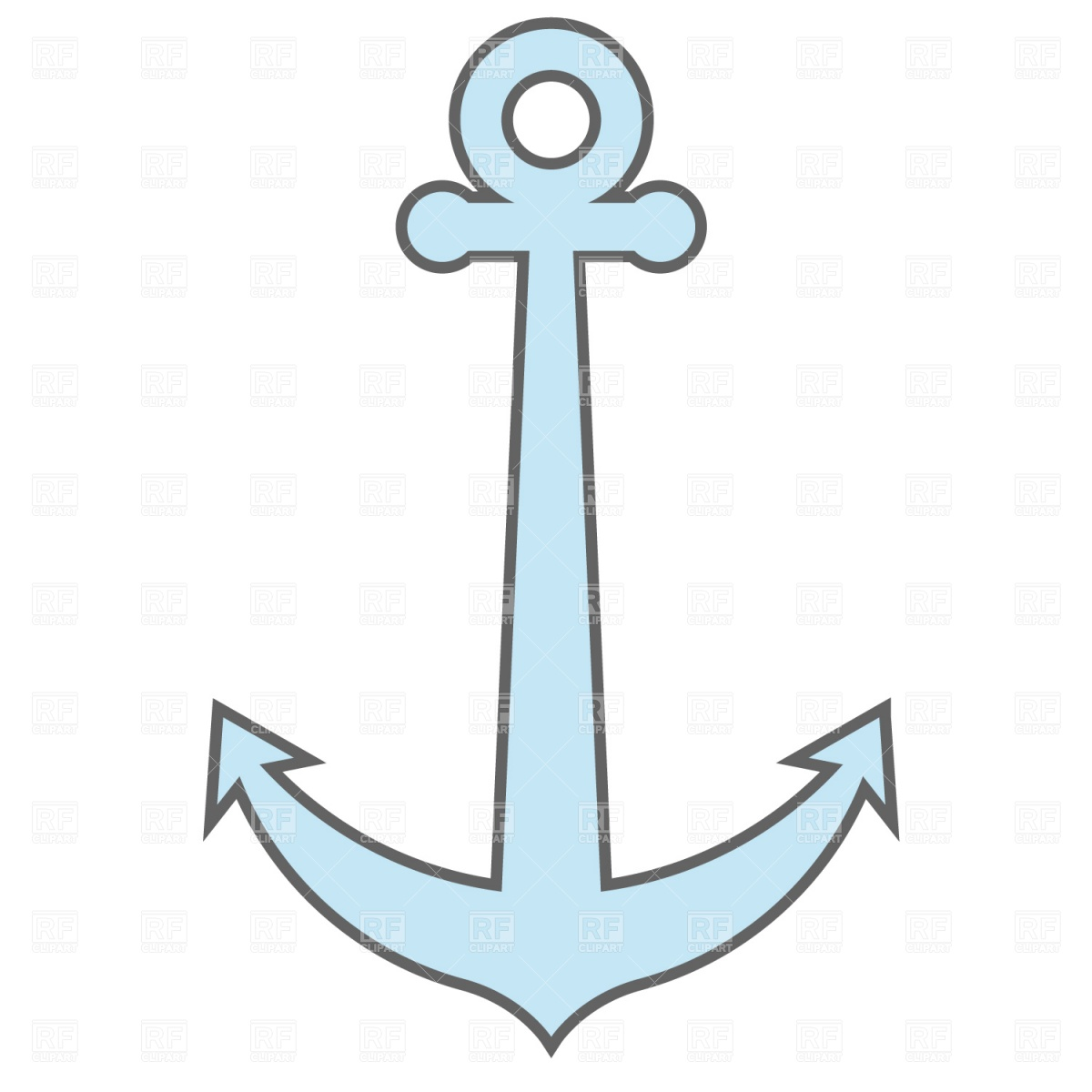 1200x1200 Image Of Anchor Clipart