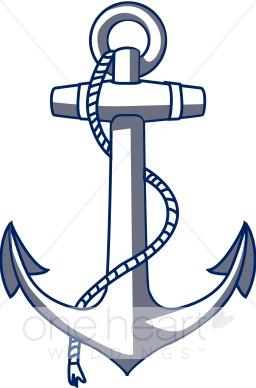 256x388 Anchor Clipart Nautical Wedding Clipart