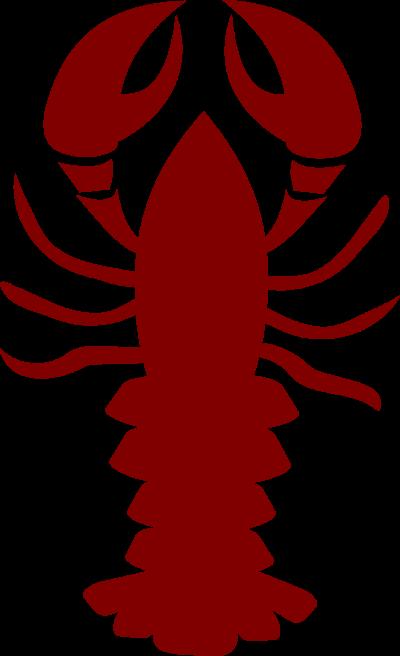400x656 Pleasant Clip Art Lobster Clipart Panda Free Images Info
