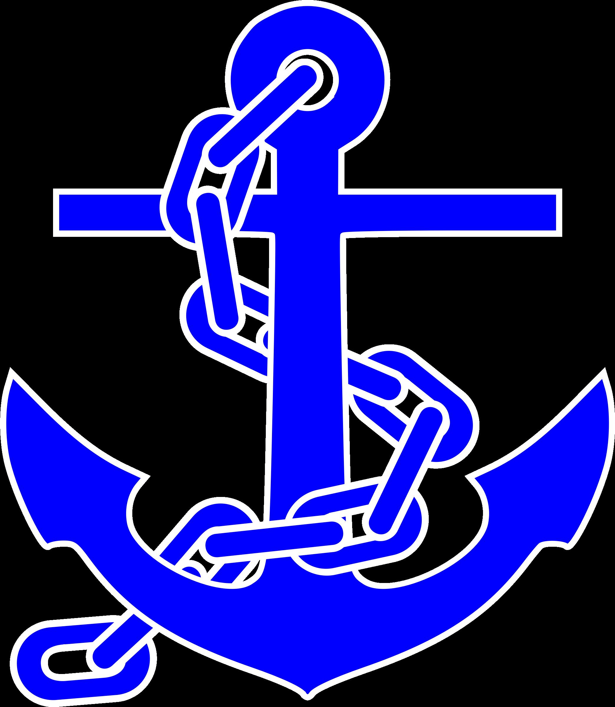 2087x2400 Tilt Navy Anchor Clip Art Vector Free