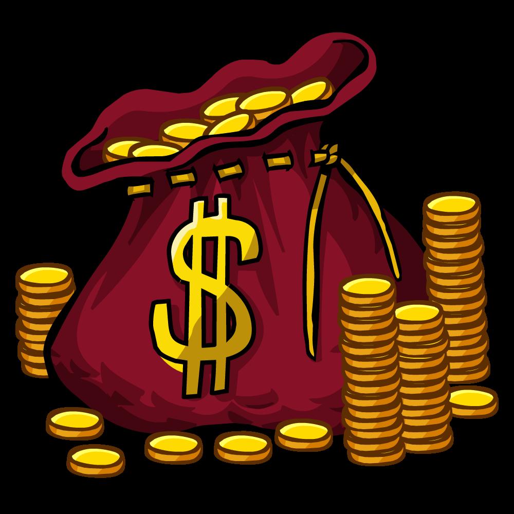 1000x1000 Money Bag Clip Art Images Free