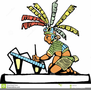 300x297 Ancient Mayan Clipart Free Images