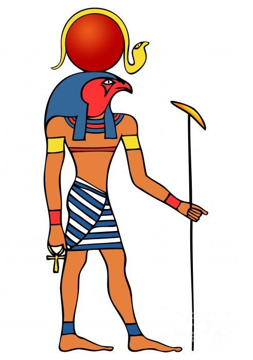 492x700 Ancient Egyptian God Ra Clipart Ancient Egypt