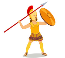 210x188 Free Ancient Greece Clipart