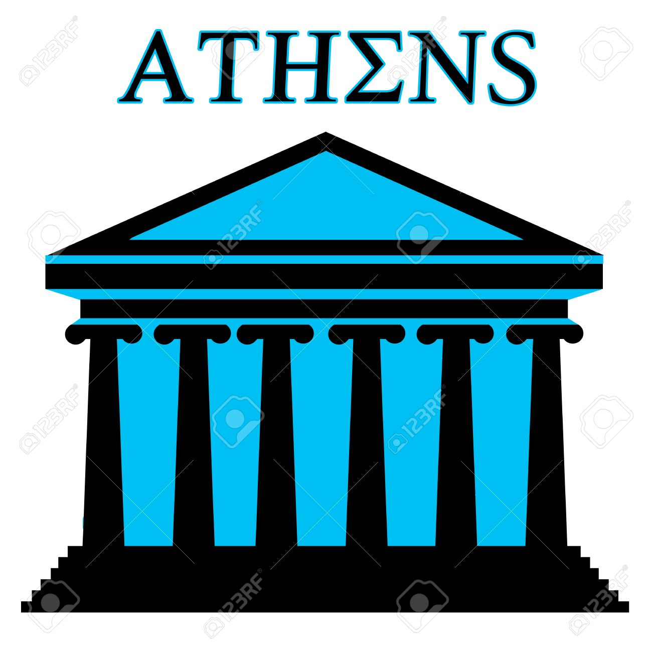Ancient Greece Clipart At Getdrawings Free For Personal Use