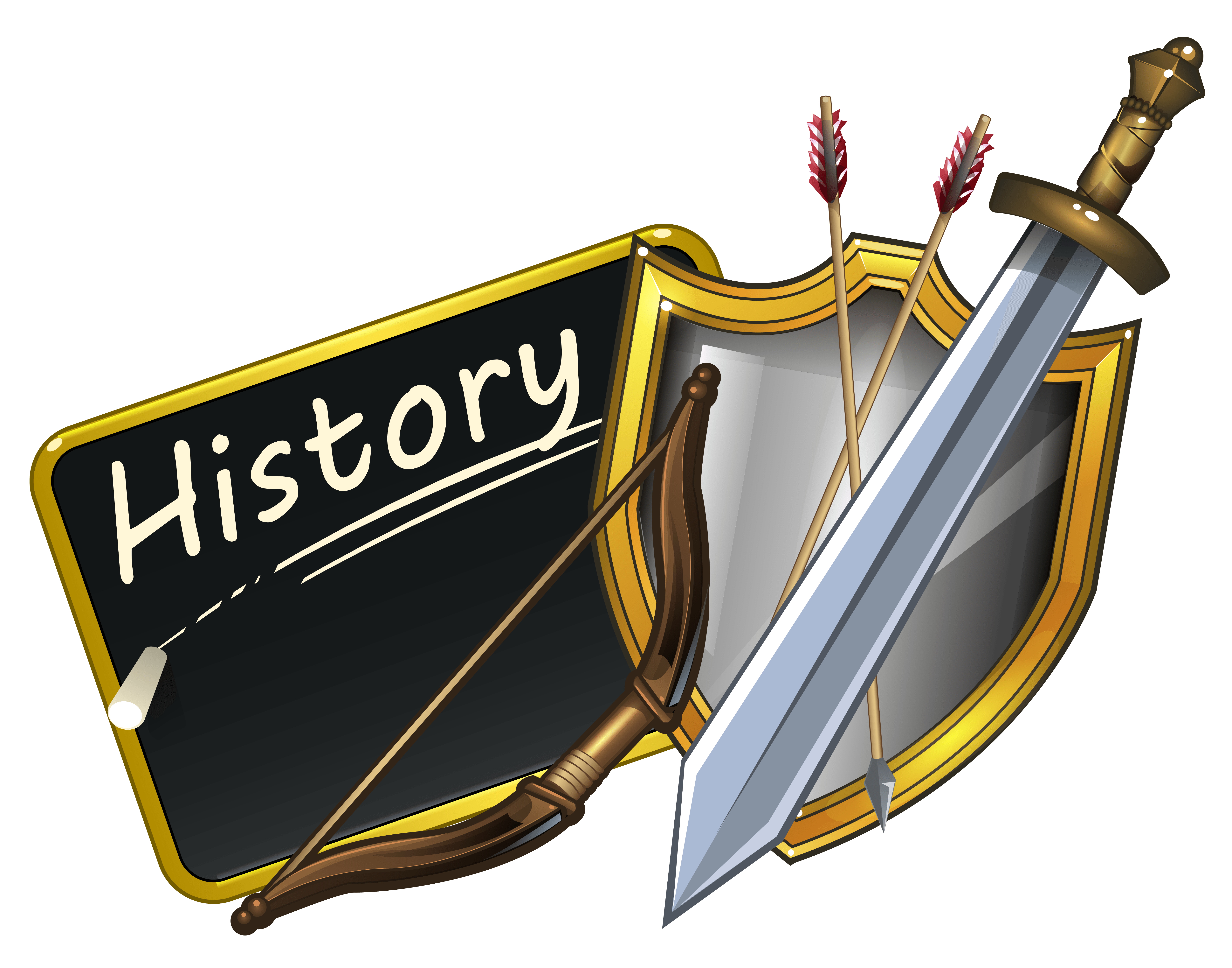 6339x4978 History Borders Cliparts