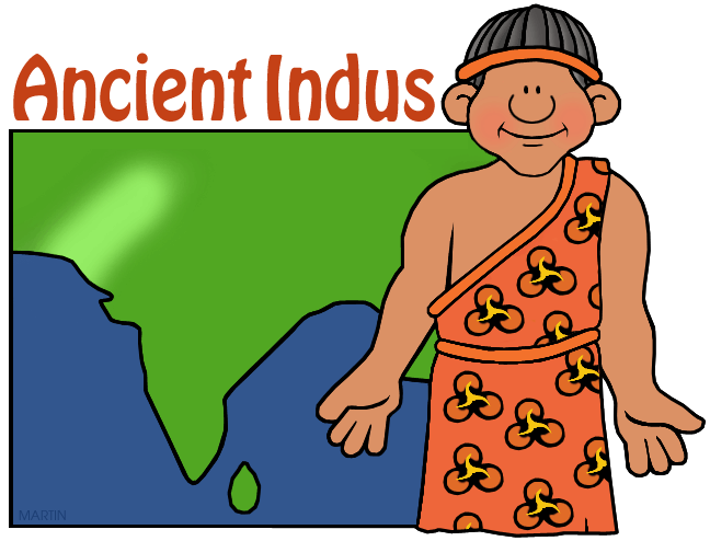 648x494 Indus Clip Art By Phillip Martin, Indus Map