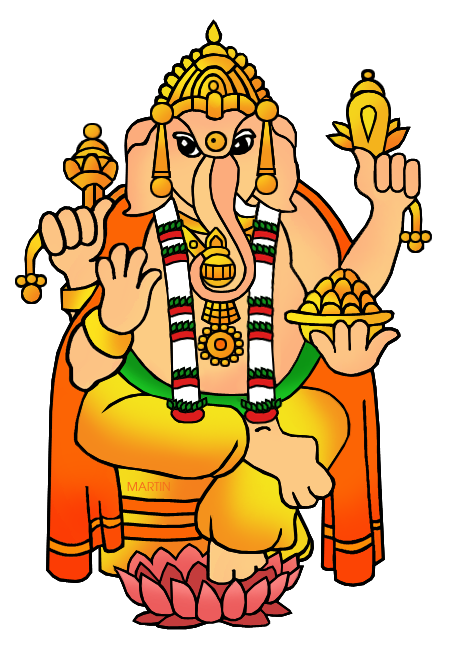 456x648 Inspirational India Clipart Clip Art By Phillip Martin Ganesh