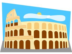 300x225 62 Rome Clip Art Public Domain Vectors