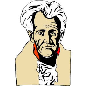 300x300 Andrew Jackson Clipart, Cliparts Of Andrew Jackson Free Download