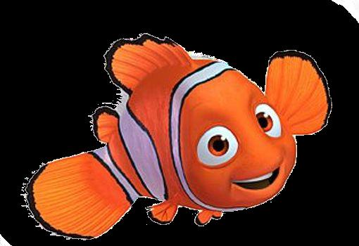 510x350 Free Nemo Clipart Image